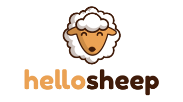 Logo for Hellosheep.com