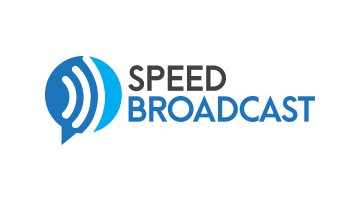 Logo for Speedbroadcast.com