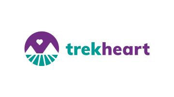 Logo for Trekheart.com