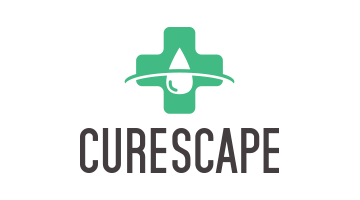 Logo for Curescape.com