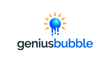Logo for Geniusbubble.com