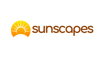 Logo for Sunscapes.com