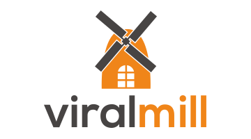 Logo for Viralmill.com