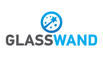 Logo for Glasswand.com
