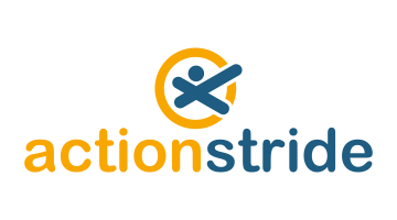 Logo for Actionstride.com