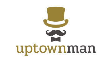 Logo for Uptownman.com