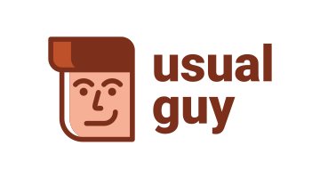 Logo for Usualguy.com