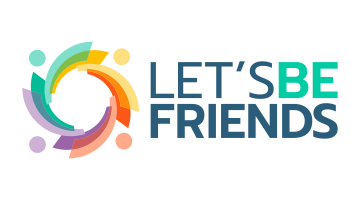 Logo for Letsbefriends.com
