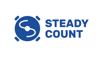Logo for Steadycount.com