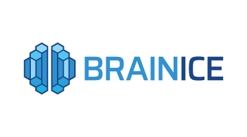 Logo for Brainice.com