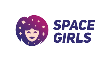 Logo for Spacegirls.com