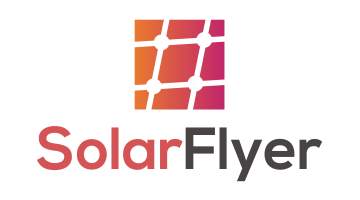 Logo for Solarflyer.com