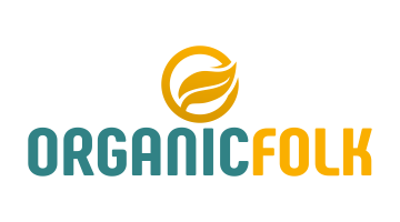 Logo for Organicfolk.com