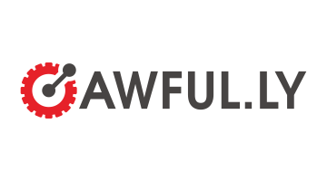 Logo for Awful.ly