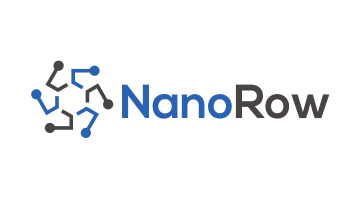 Logo for Nanorow.com