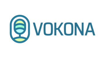 Logo for Vokona.com