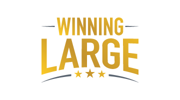 Logo for Winninglarge.com