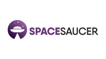 Logo for Spacesaucer.com