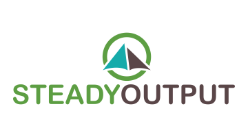 Logo for Steadyoutput.com