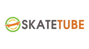 Logo for Skatetube.com