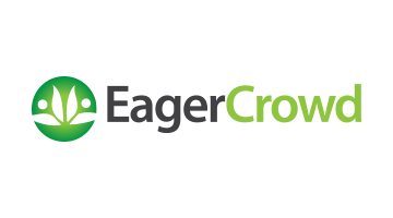 Logo for Eagercrowd.com