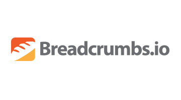 Logo for Breadcrumbs.io
