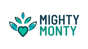 Logo for Mightymonty.com