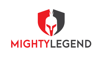 Logo for Mightylegend.com