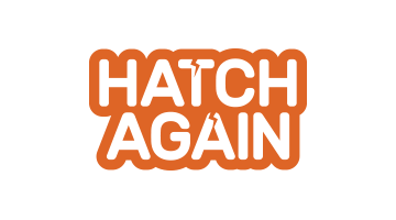 Logo for Hatchagain.com