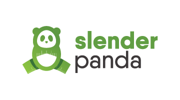 Logo for Slenderpanda.com