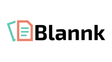 Logo for Blannk.com