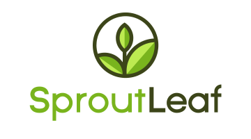 Logo for Sproutleaf.com