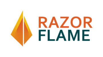 Logo for Razorflame.com