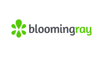 Logo for Bloomingray.com