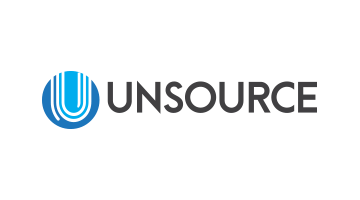 Logo for Unsource.com