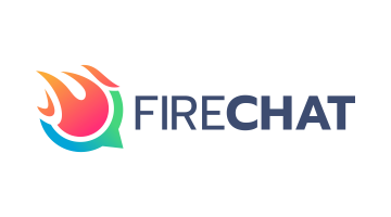 Logo for Firechat.com