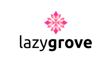 Logo for Lazygrove.com