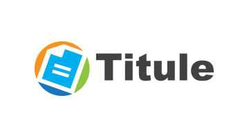 Logo for Titule.com