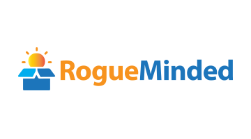 Logo for Rogueminded.com