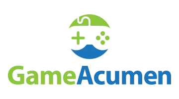 Logo for Gameacumen.com