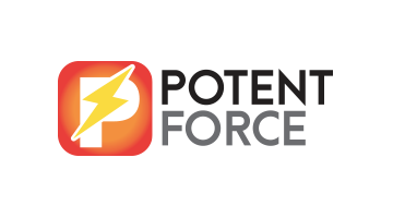 Logo for Potentforce.com
