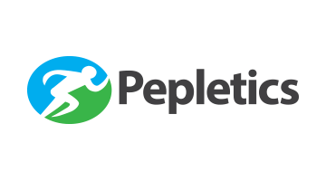 Logo for Pepletics.com
