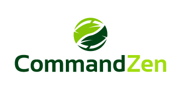 Logo for Commandzen.com