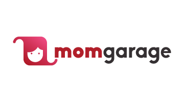 Logo for Momgarage.com