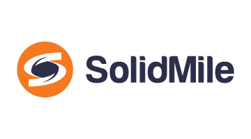 Logo for Solidmile.com