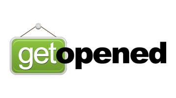 Logo for Getopened.com