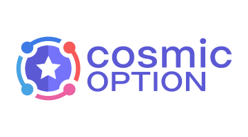 Logo for Cosmicoption.com