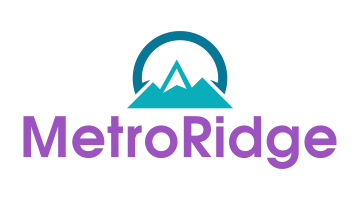 Logo for Metroridge.com