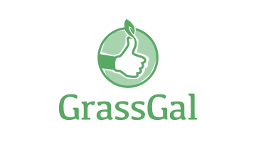 Logo for Grassgal.com