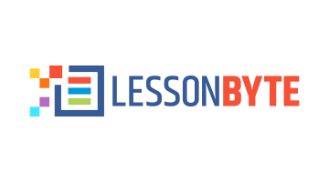 Logo for Lessonbyte.com
